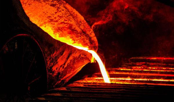 Демонстрация странного явления при плавлении в металлах